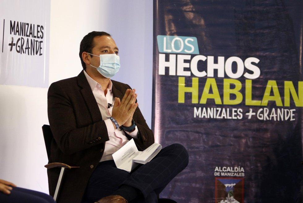 Manizales marca la ruta de la reactivación económica en Colombia: Manizales marca la ruta de la reactivación económica en Colombia