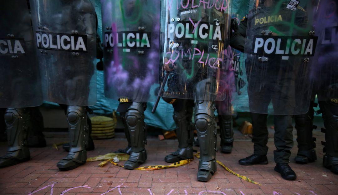 La Fiscalía imputará cargos a policías por tres homicidios en medio de protestas