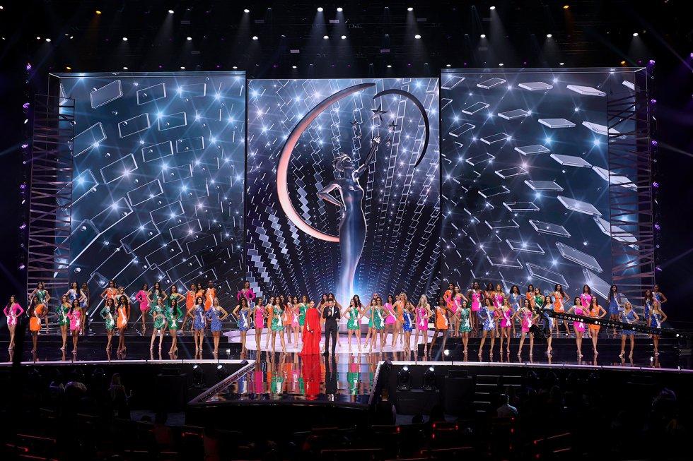 Finalistas MissUniverse 2020