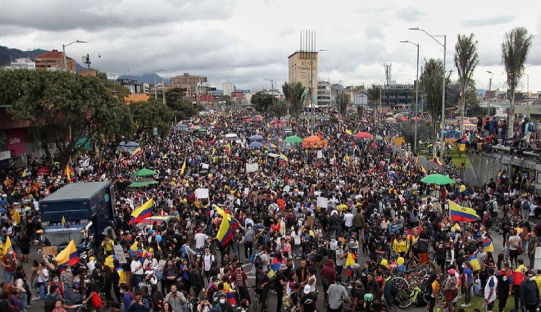 Nuevas movilizaciones en Colombia