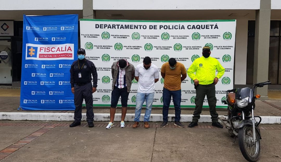 Asesinato exgobernador de Caqueta: A la cárcel presunto asesinos de  exgobernador de Caquetá | Regional | Caracol Radio