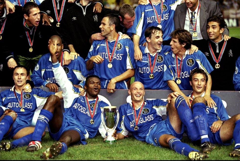 La 'piel' de los equipos finalistas de la Champions League