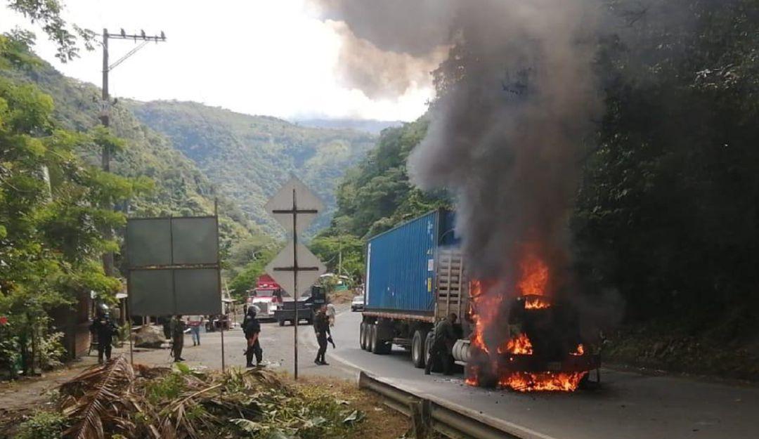 Denuncian asesinato de un manifestante en Yumbo