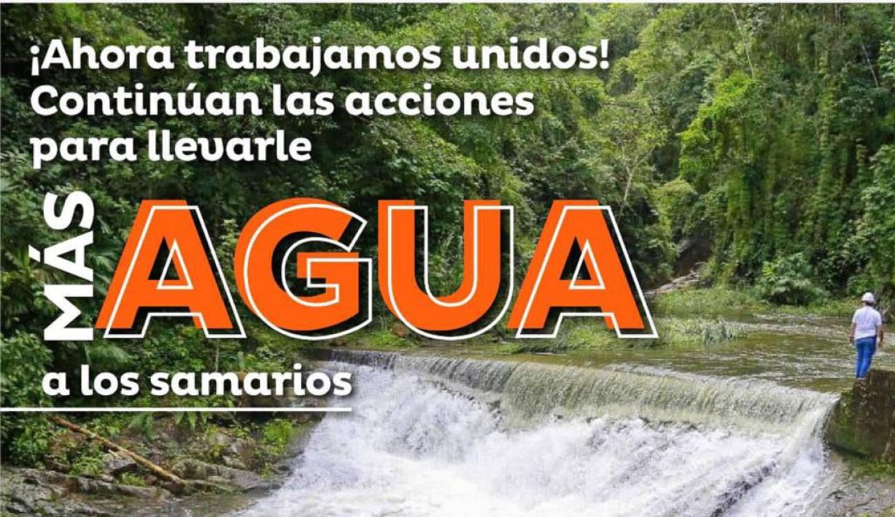 Solucion De Agua Para Los Samarios Lanzan Una Nueva Solucion De Agua Para Santa Marta Santa Marta Caracol Radio