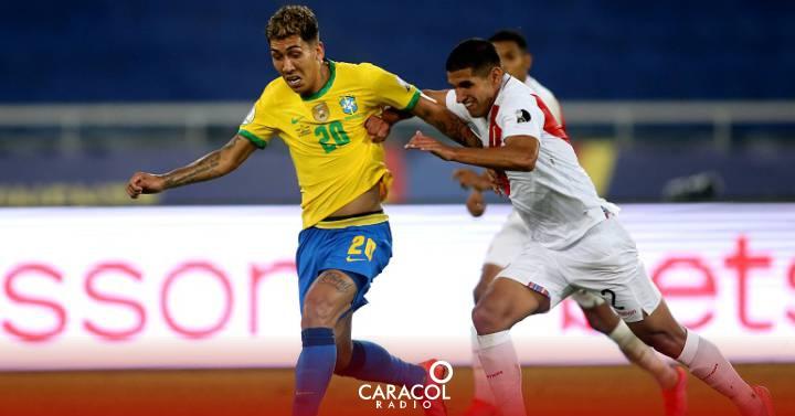 En vivo Copa América: Brasil Vs. Perú, el gran favorito ante un rival que quiere la hazaña | Deportes  | Caracol Radio