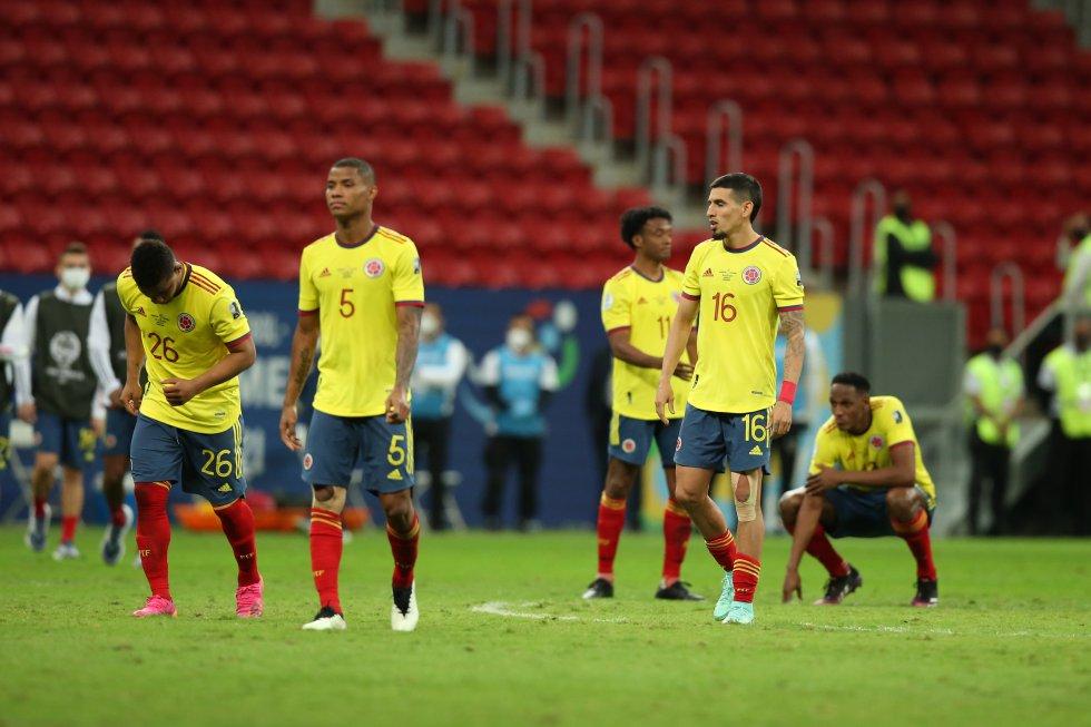 Selección Colombia: Fotos: Argentina será el rival de Brasil tras una dramática semifinal