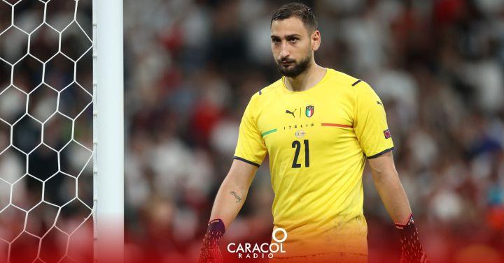 Eurocopa Donnarumma: Donnarumma, eligido el mejor jugador de la Eurocopa | Deportes  | Caracol Radio