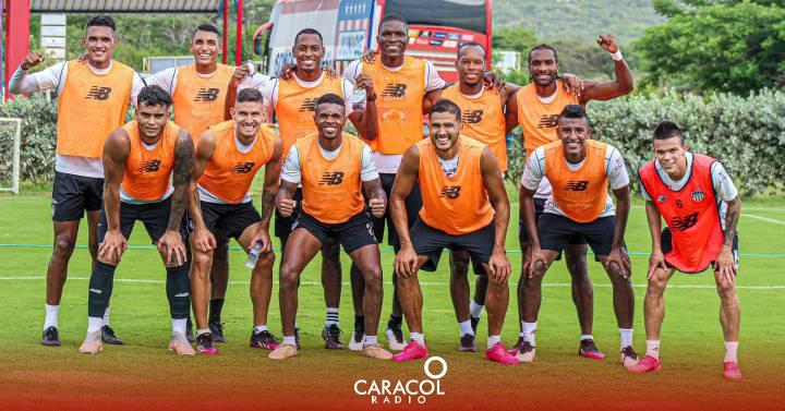 En vivo Junior Libertad: Sin Teo ni Borja, Junior debuta en Sudamericana ante Libertad | Deportes  | Caracol Radio