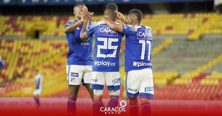 Liga Colombiana: Millonarios remontó en El Campín en juego con 3 goles ¡Todos autogoles!   Deportes    Caracol Radio