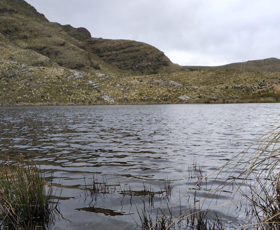 El agua que almacena Guantiva-La Rusia nutre a ríos como Chicamocha, Fonce y Suárez