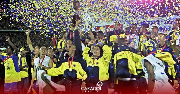 Selección Colombia: A 20 años del título de Colombia en la Copa América | Deportes  | Caracol Radio