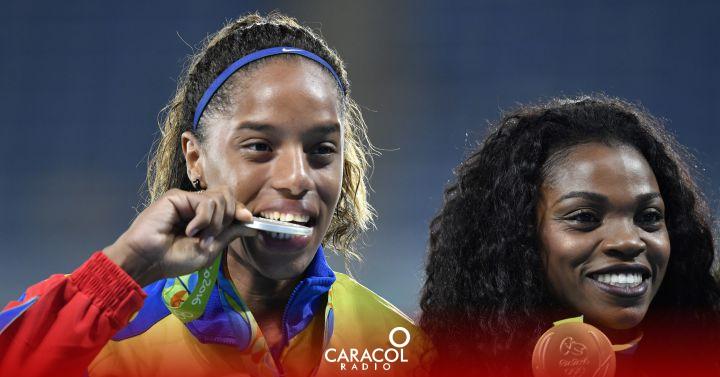 Caterine Ibargüen: Yulimar Rojas, la rival que tendrá que vencer Ibargüen para colgarse el oro | Deportes  | Caracol Radio