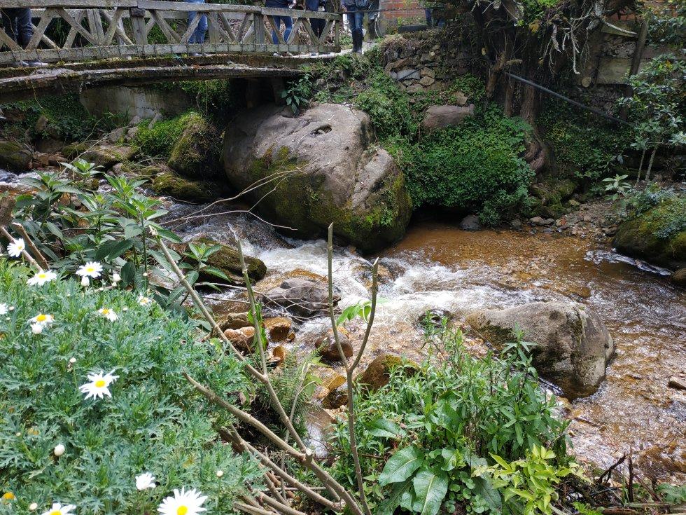 Según el Instituto Humboldt, el acueducto de Bucaramanga toma las aguas de los ríos Suratá, Tona y Frío para su funcionamiento.
