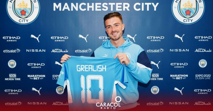 Manchester City: El Manchester City ya encontró a su nuevo '10' por una cifra récord | Deportes  | Caracol Radio