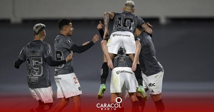 Atlético Mineiro: Video: 'Ley del ex' y River Plate perdió en la Copa Libertadores | Deportes  | Caracol Radio