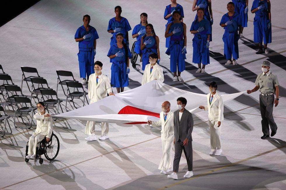 Las mejores imágenes de la inauguración de los Juegos Paralímpicos