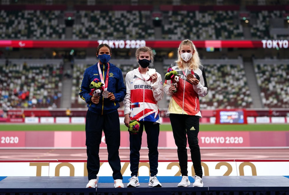 Darian Faisury en los Juegos Olímpicos de Tokio