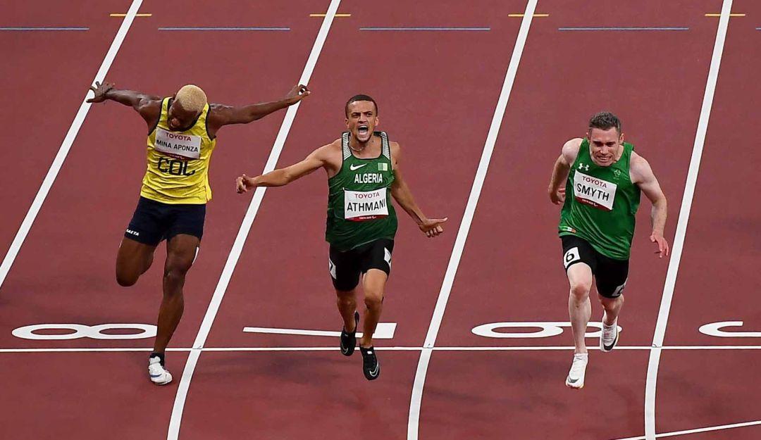 Colombianos Juegos Paralímpicos: Debut con medalla para Jean Carlos Mina de  solo 20 años   Deportes   Caracol Radio