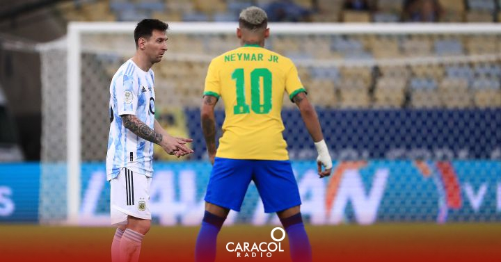 En vivo Brasil vs Argentina Eliminatorias: Brasil vs. Argentina: El clásico se roba todas las miradas en Eliminatorias | Deportes  | Caracol Radio