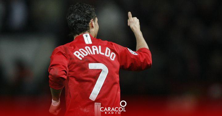 Cristiano Manchester: Los grandes momentos de Cristiano Ronaldo con el Manchester United   Deportes    Caracol Radio