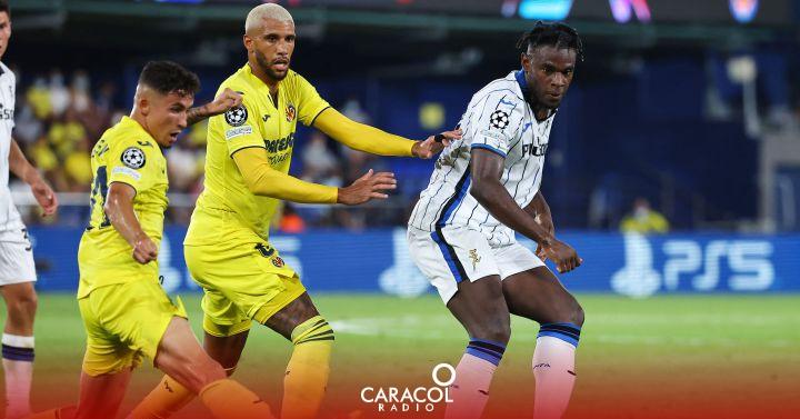 Villarreal - Atalanta Champions: Atalanta de Zapata empata en visita al Villarreal en debut de Champions   Deportes    Caracol Radio