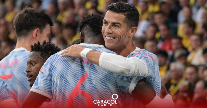 Cristiano Manchester Champions: No sirvió el gol de Cristiano: Manchester United cayó en debut de Champions   Deportes    Caracol Radio