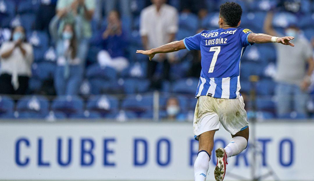 Goles Luis Díaz: Porto tricolor: Luis Díaz se fajó con doblete en goleada  5-0 en la Liga | Deportes | Caracol Radio