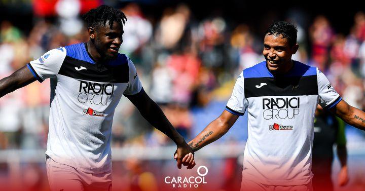 Atalanta vs Young Boys Champions: Muriel recuperado y Duván a cortar mala racha: Atalanta recibe a Young Boys | Deportes  | Caracol Radio