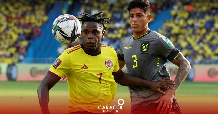 Reinaldo Rueda Colombia Ecuador: Colombia Vs. Ecuador, fecha 12 de las Eliminatorias a Qatar 2022 | Deportes  | Caracol Radio