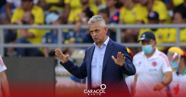 Colombia vs Ecuador: Reinaldo Rueda, indignado con el arbitraje de Colombia vs. Ecuador | Deportes  | Caracol Radio