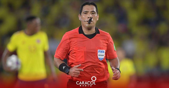 Colombia Ecuador VAR: Análisis arbitral: ¿Cómo estuvo el VAR en el Colombia vs. Ecuador? | Deportes  | Caracol Radio