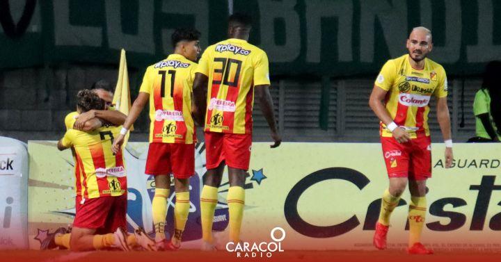 Pereira vs Once Caldas EN VIVO: En Vivo: Pereira Vs. Once Caldas, fecha 14 de la Liga colombiana | Deportes  | Caracol Radio